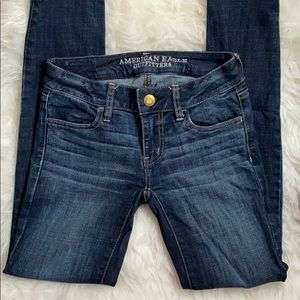 American Eagle Outfitters Jeans - American Eagle Skinny Jeggings